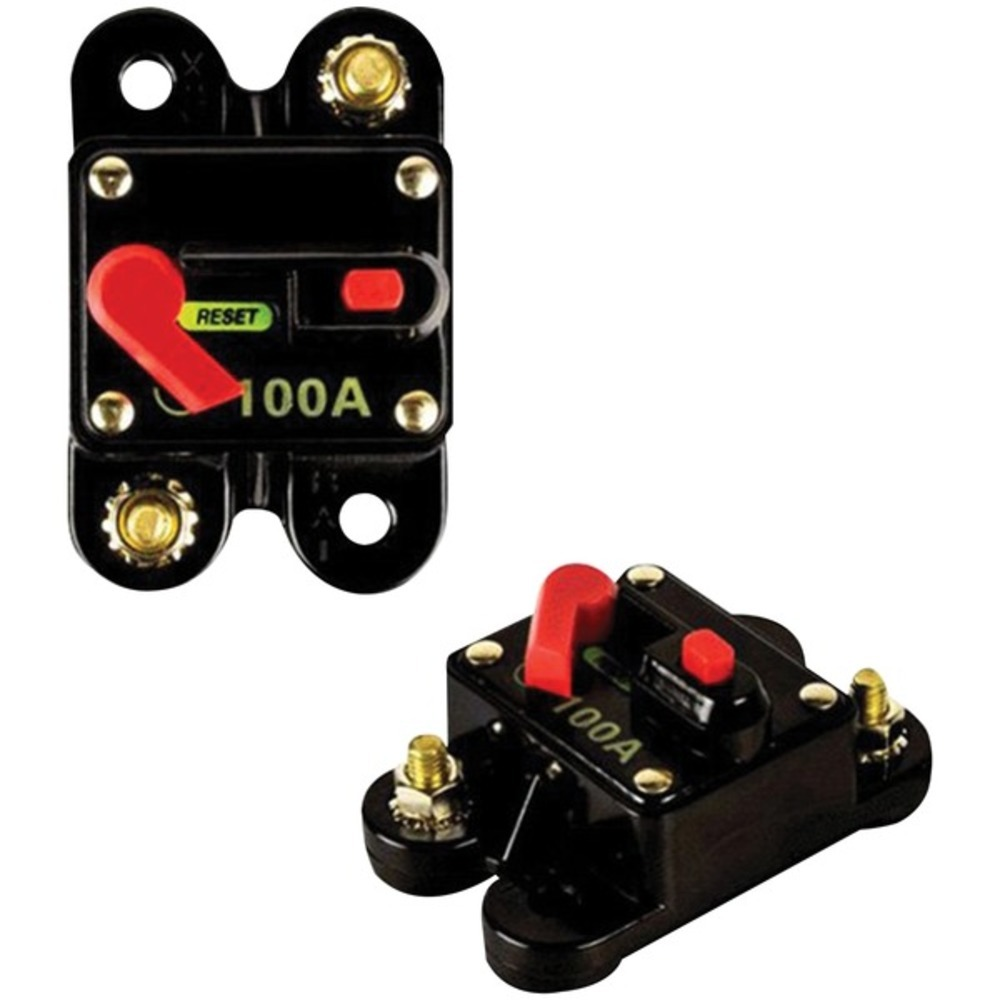 Primary image for Raptor RCB100 PRO SERIES Circuit Breaker (100 Amps)