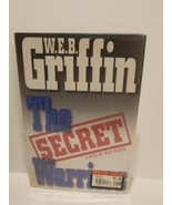 Men at War: The Secret Warriors Bk. 2 by W. E. B. Griffin (1998, Hardcover) - $6.59