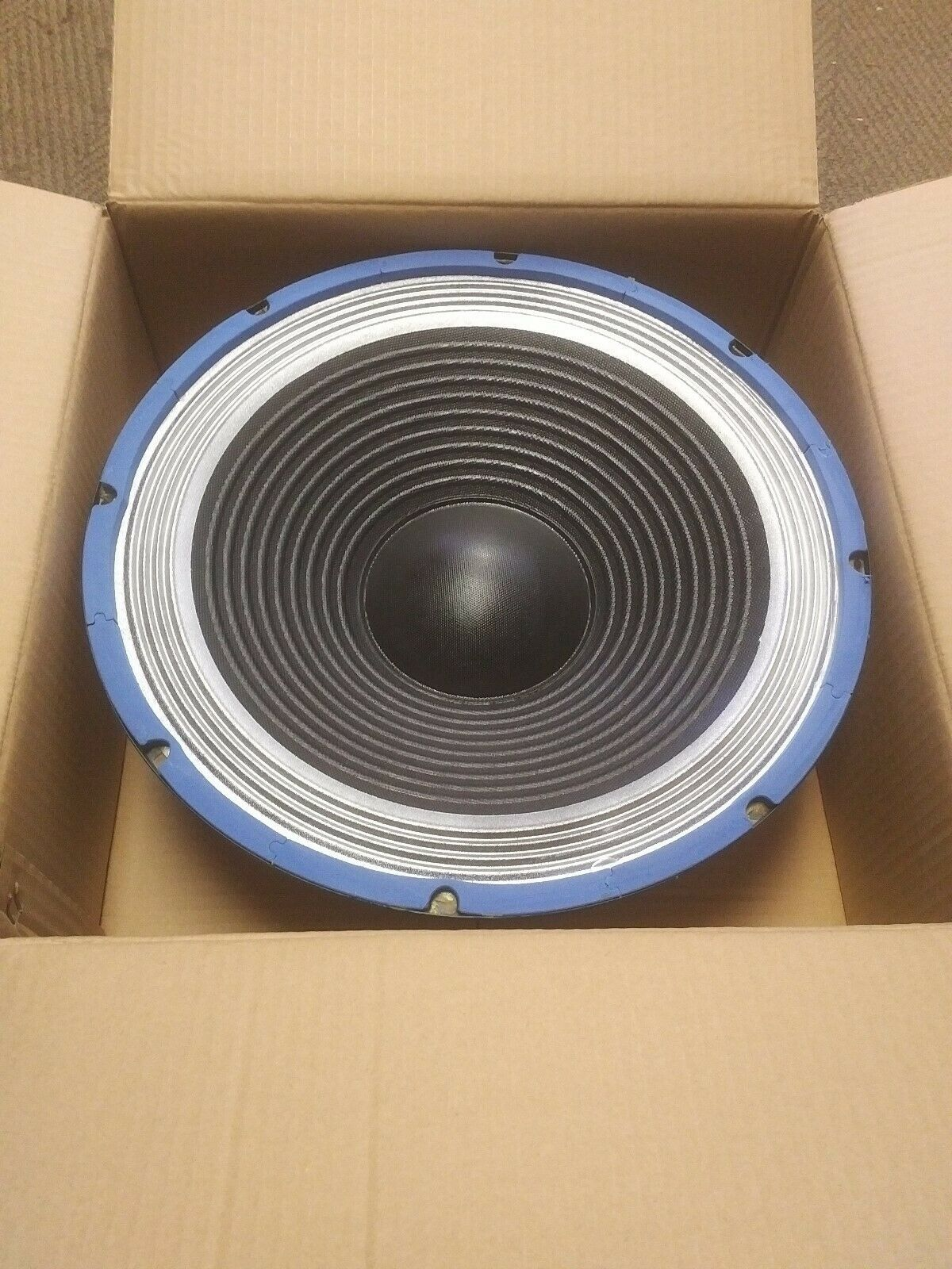 """Pair of (2)Technical Pro PW15A 15"""" 1100 W PA/DJ Replacement Woofer"""