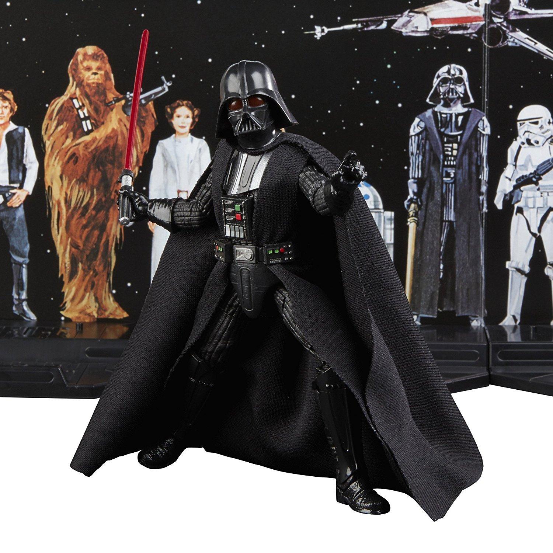 Image 4 of Star Wars Black Series 40th Anniversary Diorama w/Darth Vader 6