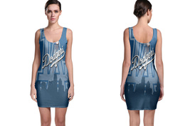 Los Angeles Dodgers Bodycon Dress - $19.80+