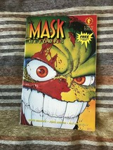 1992 Dark Horse Comics Mask Returns Part 4 of 4 NM+ cond - $4.00