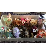 TY Beanie Baby FULL SET OF 12 CHINESE ZODIAC CHARACTERS - Brand NEW with... - $99.99