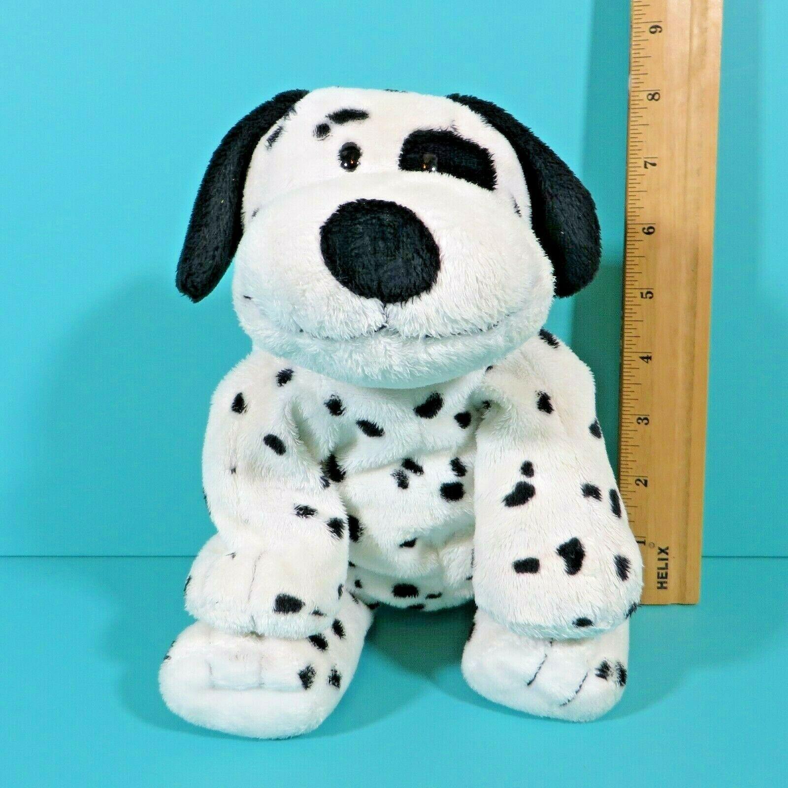 Ty Pluffies Dotters Dalmatian Puppy Dog Plush Spots Stuffed Animal Lovey 2009 - $19.95