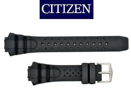 Original CITIZEN AQUALAND 59-G0243 Watch Band STRAP BAND JP1060-01E JP10... - $61.95