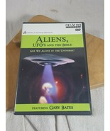 ALIENS, UFOs AND THE BIBLE DVD Gary Bates Creation Ministries Lecture 2004 - $10.39