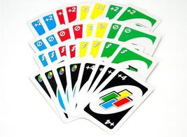 Fun One Pack Family Funny Entertainment Board Game UNO Poker Card 108 Pcs - $11.99