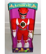 "Power Rangers 18"" Plush Red Ranger Action Pal Figure - $39.99"