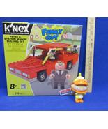 K'Nex Family Guy Peter & Station Wagon Building Set NIB w/ Stewie Figurine - $20.68