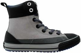 Converse Chuck Taylor Asphalt Boot Dolphin/Black  649995C Grade-School Size 4Y - $60.00