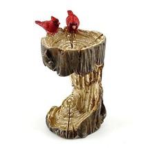 Top Collection 4380 Miniature Fairy Garden & Terrarium Mini Stump Bird B... - $17.37
