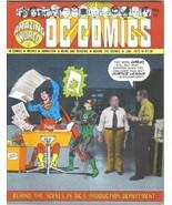 Amazing World of DC Comics Pro-Zine #10 1976 NEAR MINT NEW UNREAD - $30.85