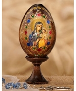 Perpetual Help Icon Egg - $38.95