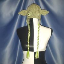 "Star Wars ""Jedi Master Yoda"" Character Hat by Mumsie of Stratford. - $20.00"