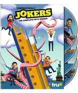 Impractical Jokers The Complete Series Season 5 Five DVD 2017 Brand New  - $19.50