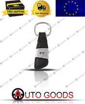 Audi TT 8N 8J 8S Leather Car Key Ring Key Chain Keyring Keychain - $11.77