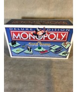 Monopoly the Card Game Deluxe Edition - $34.64