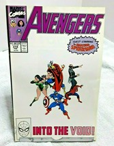 Avengers Comic Issue 314 February 1990 Marvel Guest Spider-Man - $3.99