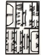 K Sprue Parts Tree for Martini Brabham BT44B 1:12 Big Scale Series Model... - $19.79