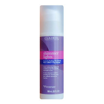 Clairol Shimmer Lights Leave-in Styling Treatment Smooth Touchable Style... - $10.88