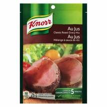24X Knorr Au Jus Classic Roast Gravy Mix 26g Each -From Canada -FRESH -F... - $48.26