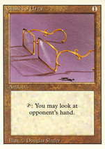 Magic: The Gathering 3rd Edition - Glasses of Urza - $0.25