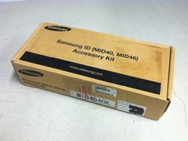 New Samsung Mid40/Mid46 Matrix ID Interlocking Vidwall Accesory Kit No S... - $93.75