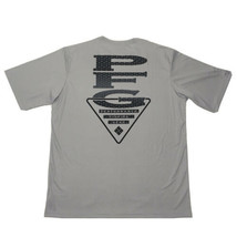 Columbia PFG Omni Shade Wick Mens Large Short Sleeve Fishing Shirt NWT - $29.99
