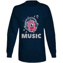 Monster Music Head Phones Long Sleeve T Shirt image 7