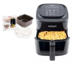 6 QT Air Deep Fryer Kitchen Small Appliances Counter Cooking Accessory K... - €188,20 EUR