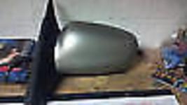 97 98 99 00 01 02 03 04 05 Malibu Left Drivers power Door Mirror Grey OEM - $19.79