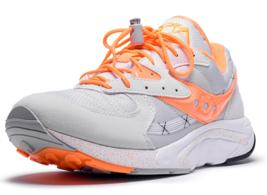 Saucony Aya Size US 9 M (D) EU 42.5 Men's Running Shoes White / Grey S70... - €66,99 EUR
