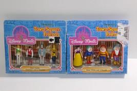 Disney World Town Square Friends ~ Snow White & Seven Dwarfs Tour Guide ... - $18.69