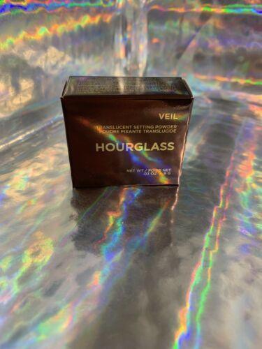 BNIB Hourglass Veil Translucent Setting Powder .9g Deluxe Travel