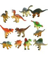 Dinosaur with Assorted Colors and Realistic Dinosaur Figures Educational Toy Set - $10.99