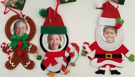 Christmas Ornaments Photo Frames & Loops 1 Ct/Pk, Select: Frame Theme - $2.99