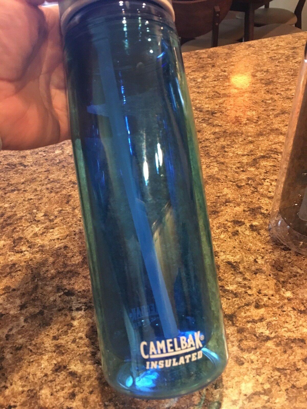CAMELBAK Blue Eddie Insulated Water Bottle bx103 image 2