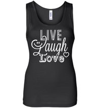 Live Laugh Love Tank Top - $21.99+