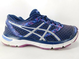 Asics Gel Excite 4 Size US 7.5 M (B) EU 39 Women's Running Shoes Purple T6E8N