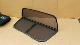 03-09 Audi A4 Cabrio Cabriolet Rear Wind Deflector Screen Blocker 8H0862953 image 1