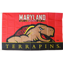 University of Maryland - 3' x 5' NCAA Polyester Flag - $27.60