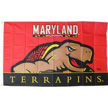 University of Maryland - 3' x 5' NCAA Polyester Flag - $27.60