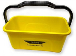 Ettore 3 Gallon Compact Super Bucket with Ergonomic Handle, 1 Pack (Orig... - $18.99