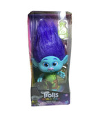 DreamWorks Trolls World Tour Toddler Branch Doll With Comb New W8 - $40.91