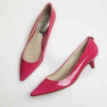 Michael Kors Patent Leather Kitten Heel Pumps WOMEN SIZE 7.5M - $28.50
