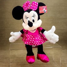 Disney Dancing Love Pals Minnie Mouse Musical Moving Plush Stuffed Pink ... - $9.49
