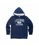 NEW Lucky Youth Full Zip Graphic Hoodie SELECT COLOR % SIZE FREE SHIPPING - $21.49