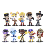 12 Pack Lil DC Bombshells Series 2 (Open to insure you get all 10 +2) Bo... - $94.04