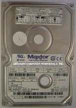 MAXTOR 91360U6 13.5GB 3.5in IDE 40pin Hard Drive Tested Good Our Drives ... - $21.51