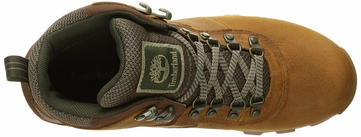 Men's Timberland MT MADDSEN MID WATERPROOF HIKING BOOTS, TB0A1J1N230 Sizes 8-14  image 6